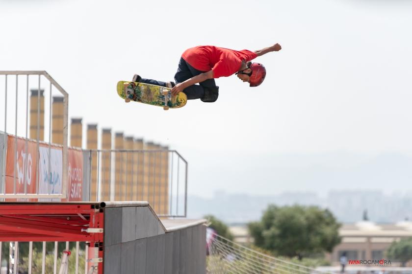 skateboard wrg barcelona half